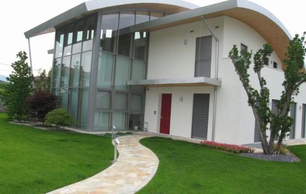 Villa unifamiliare Bioecologica Domotica